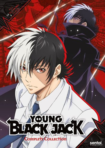 Young Black Jack Anime Cover