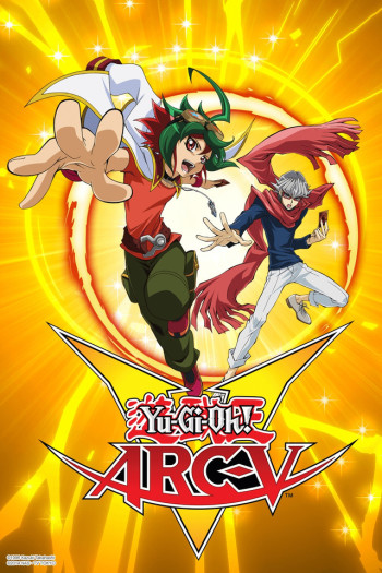 Watch Yu-Gi-Oh! Arc-V Anime Online | Anime-Planet