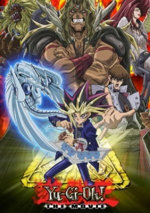Yu-Gi-Oh! Movie 2: Pyramid of Light image