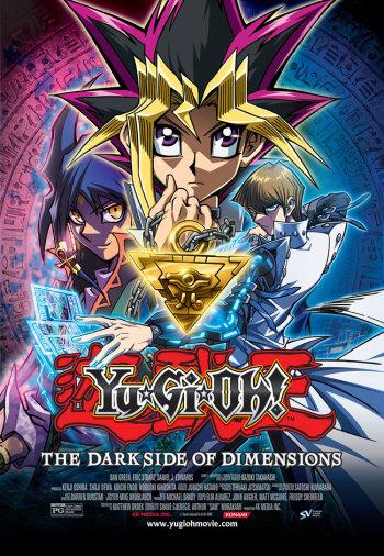 Yu-Gi-Oh! Movie 4: The Dark Side of Dimensions screenshot