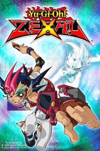 yugioh zexal  animeplanet