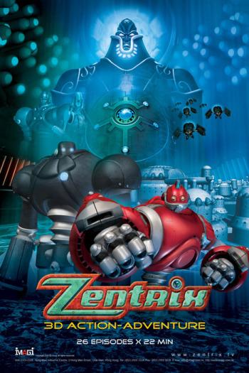 Zentrix - Season 1 - IMDb