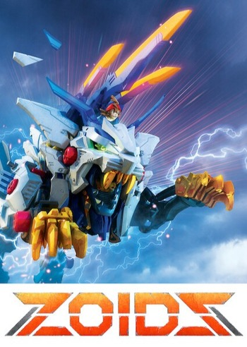 Zoids Wild Anime Reviews   Anime-Planet