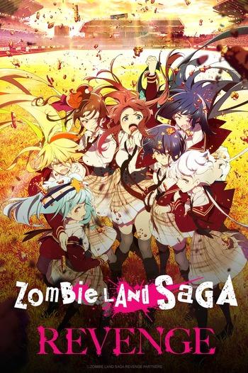 Zombie Land Saga Revenge screenshot