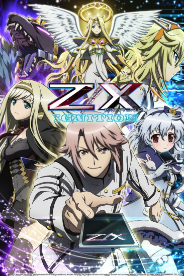 Z/X Ignition Serien Stream
