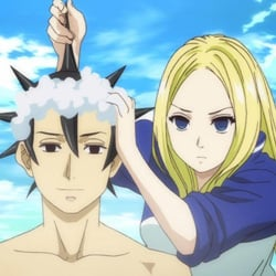 Arakawa Under the Bridge main image