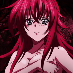 High School DxD Main Image