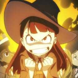 Little Witch Academia Main Image