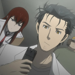 Steins;Gate main image