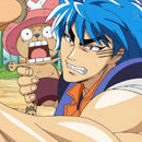 Toriko x One Piece Collabo Special main image