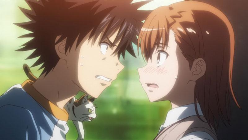 Toaru Majutsu no Index 2nd Season.Screenshot