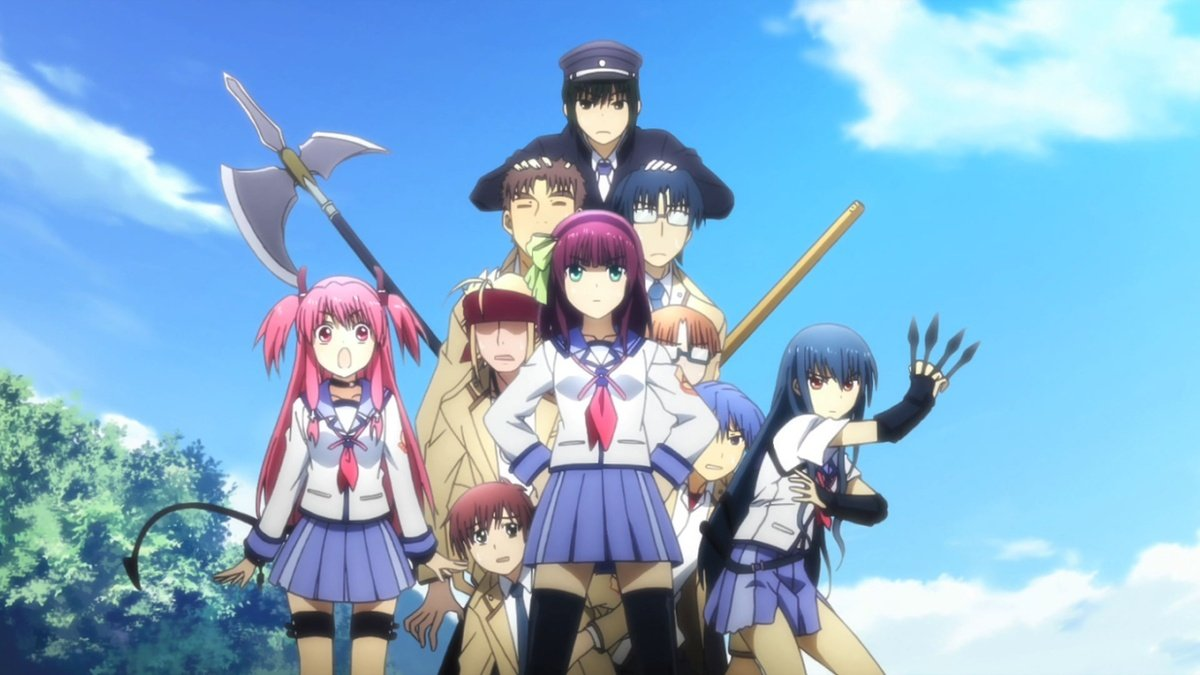Angel Beats! | Anime-Planet