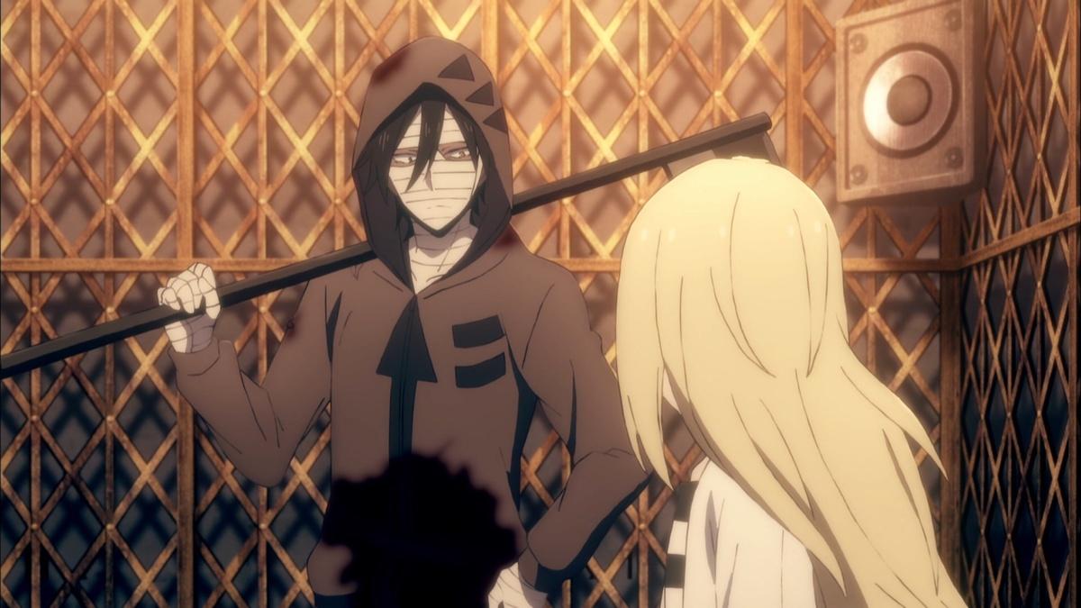 Satsuriku no Tenshi ONA.Screenshot