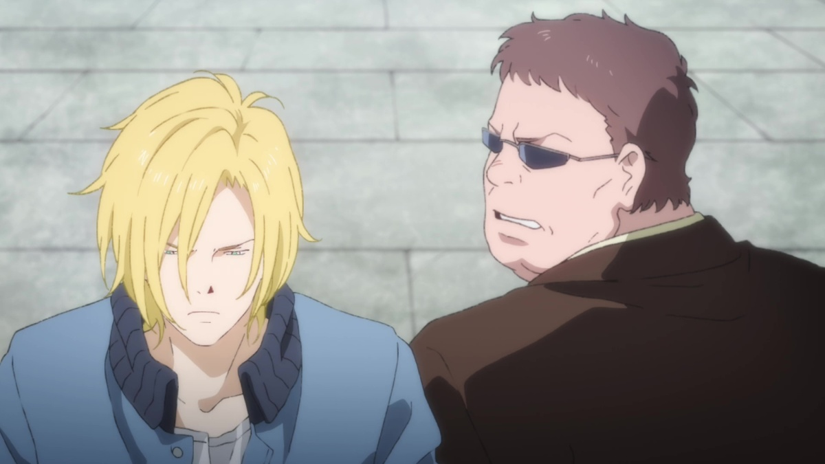 Banana Fish-Screenshot