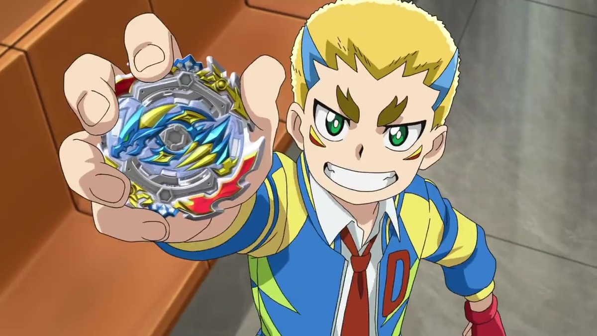 Beyblade: Burst Gachi | Anime-Planet
