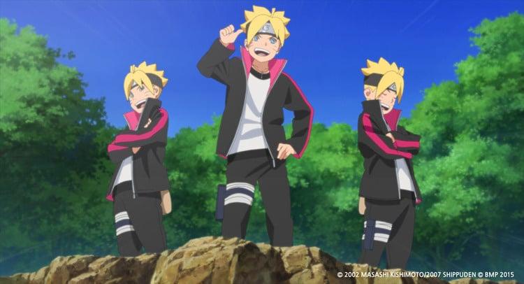 Boruto: Naruto the Movie | Anime-Planet