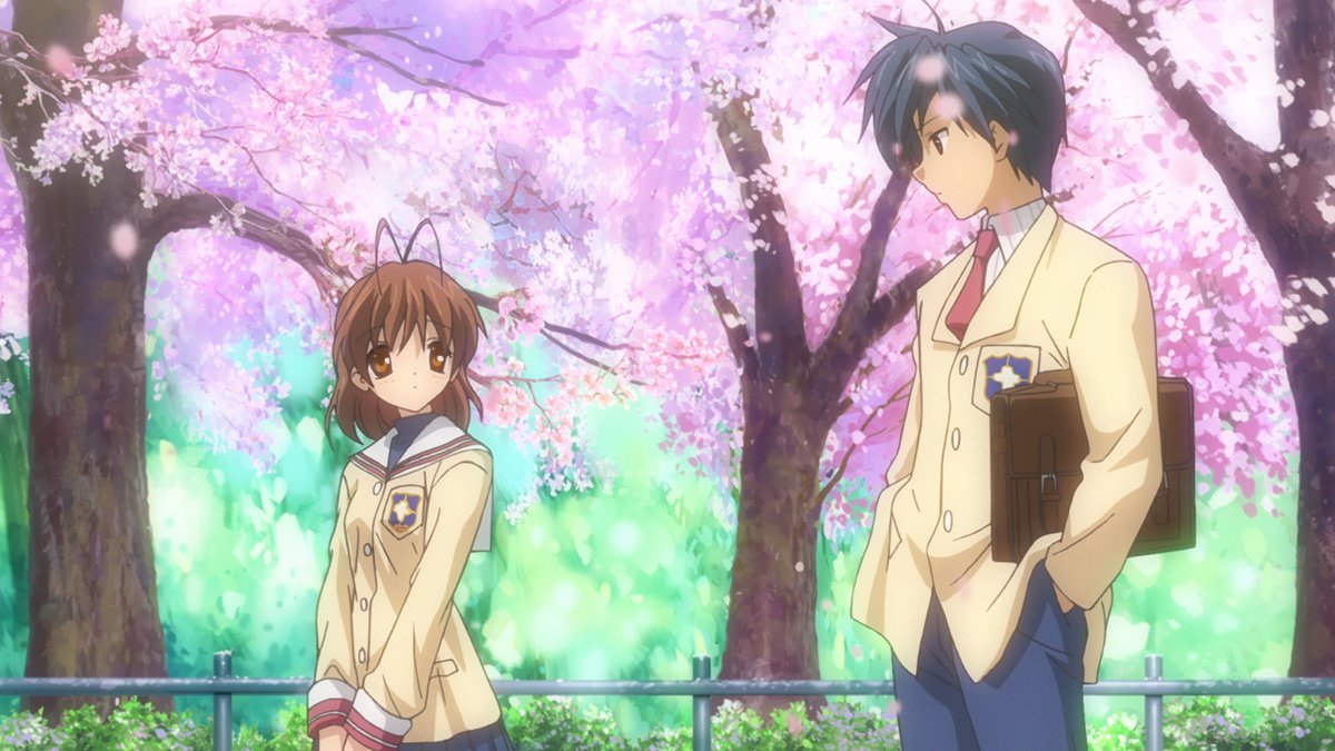 Clannad Anime Review By Mustardbomb Anime Planet