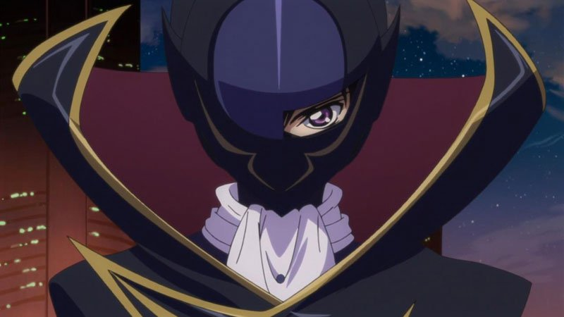 Code Geass: Lelouch of the Rebellion | Anime-Planet