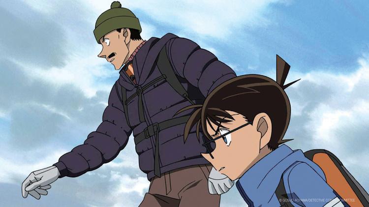 Detective Conan Movie 15: Quarter of Silence | Anime-Planet