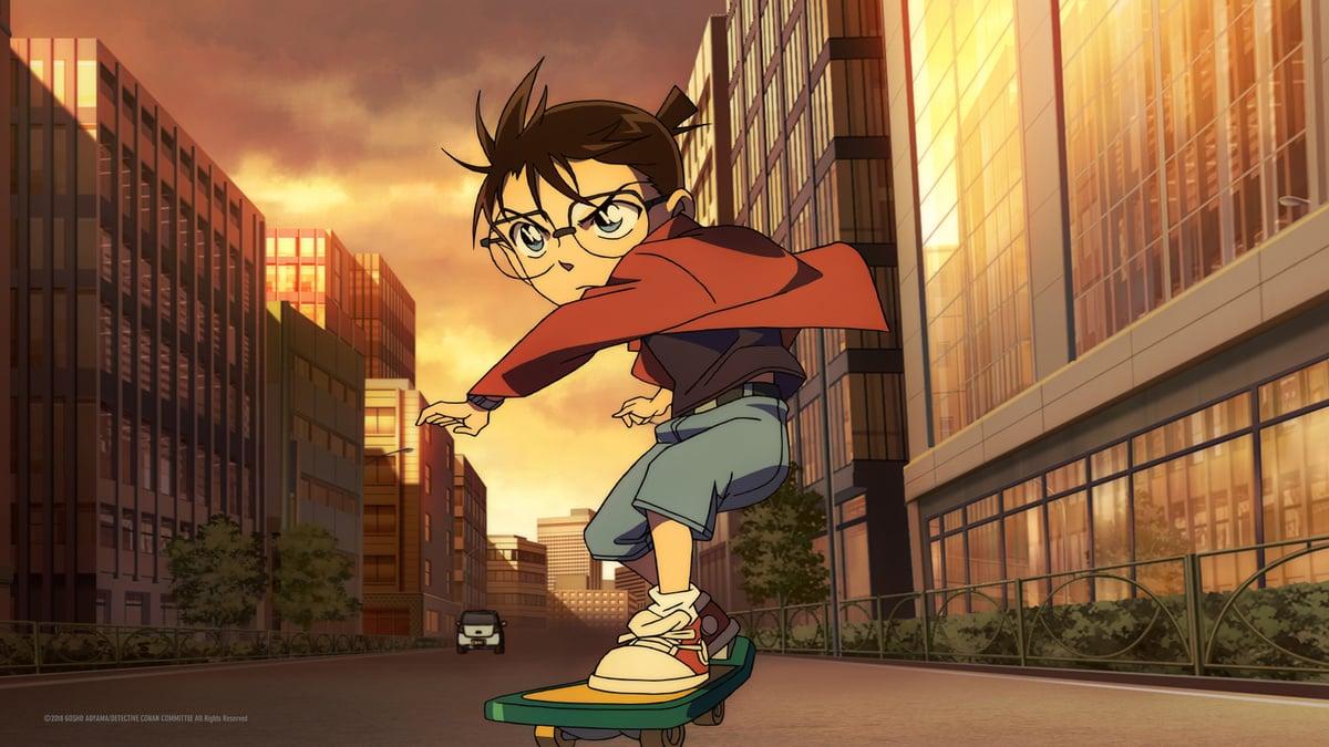 Znalezione obrazy dla zapytania Detective Conan Movie 22