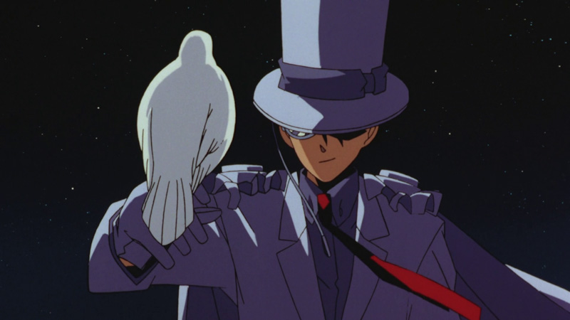 Detective Conan Movie 3: The Last Magician of the Century   Anime-Planet