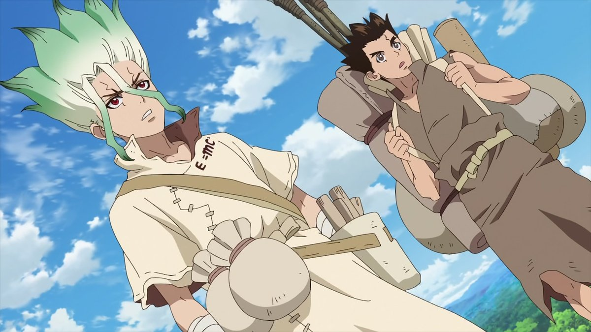 dr stone online free