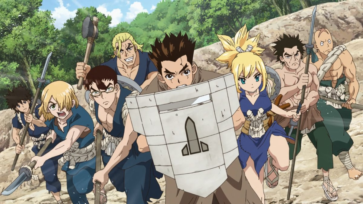 dr stone stone wars 14295 1 The Winter 2021 Anime Review - My Final Impression