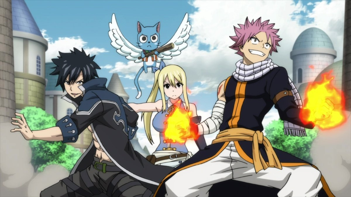 Fairy Tail (2018) | Anime-Planet
