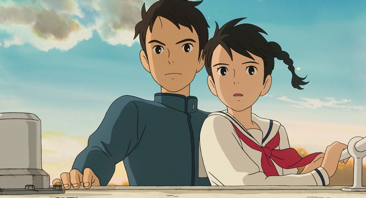 Permalink to Anime Movie Up On Poppy Hill