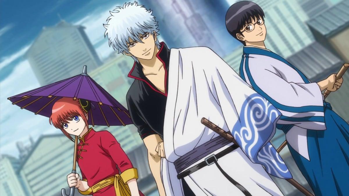 Gintama.: Shirogane no Tamashii-hen | Anime-Planet