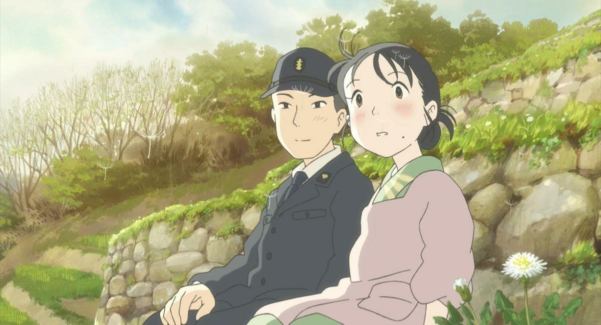 Trailer com Versão Estendida da História de In This Corner of the World Anime Filme