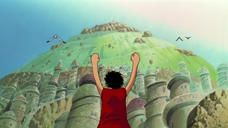 One Piece Clockwork Island Adventure Watch Online
