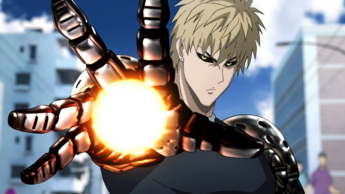 One Punch Man 2 Anime Planet