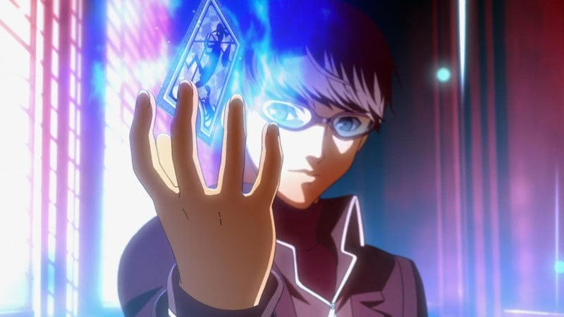 Persona 4 Anime Characters : Persona the animation anime planet