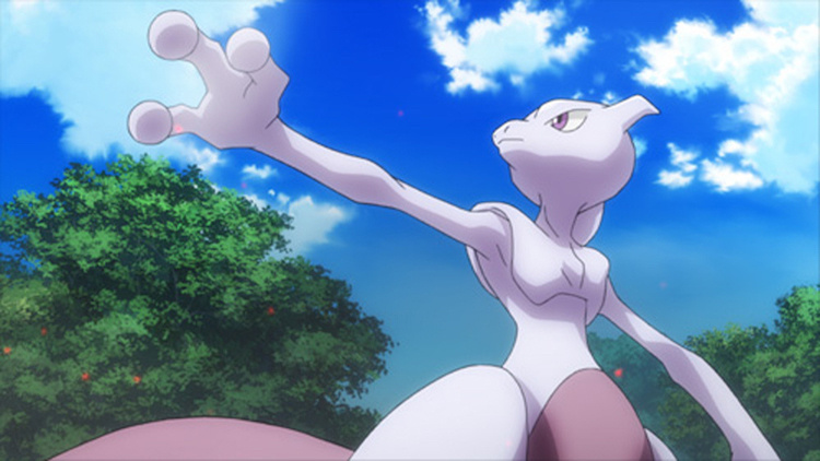 Pokemon Movie 16 Genesect And The Legend Awakened Anime Planet