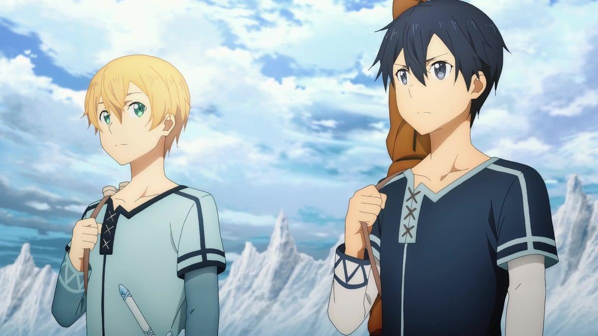 Sword Art Online: Alicization | Anime-Planet