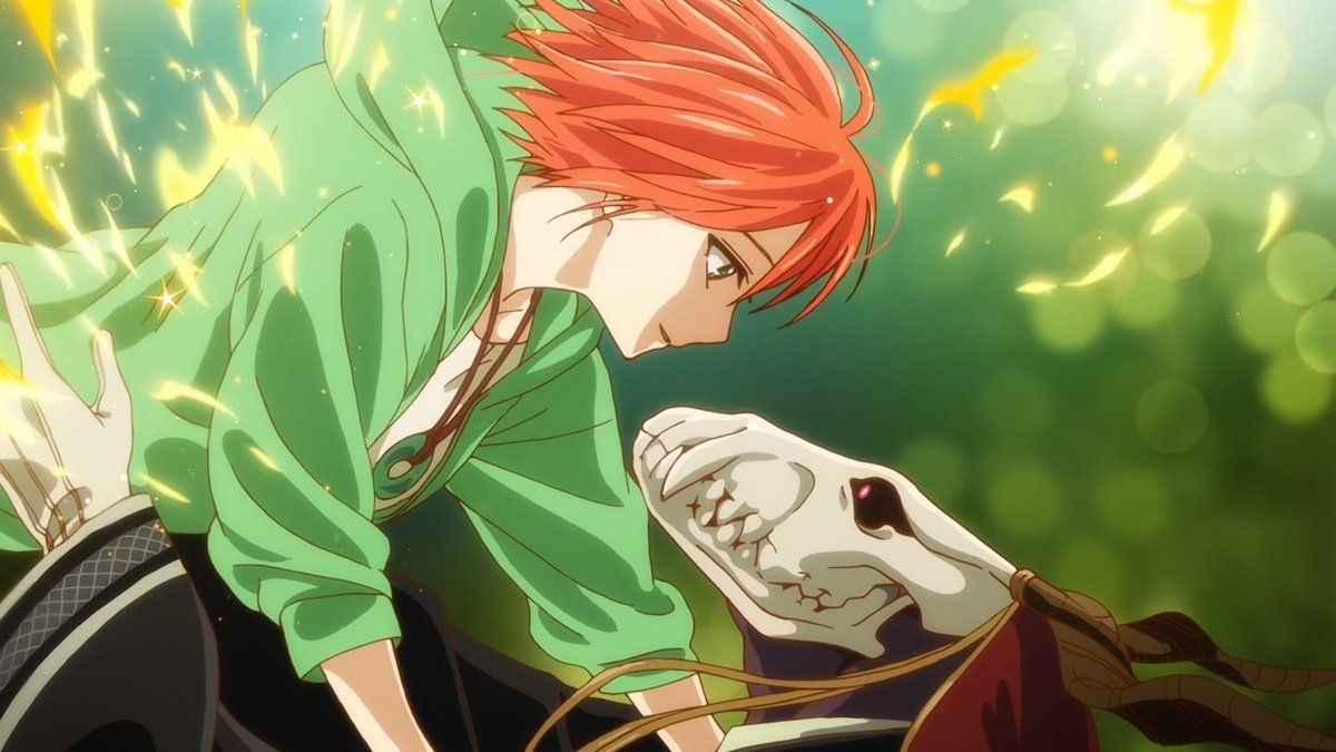 The Ancient Magus Bride Anime