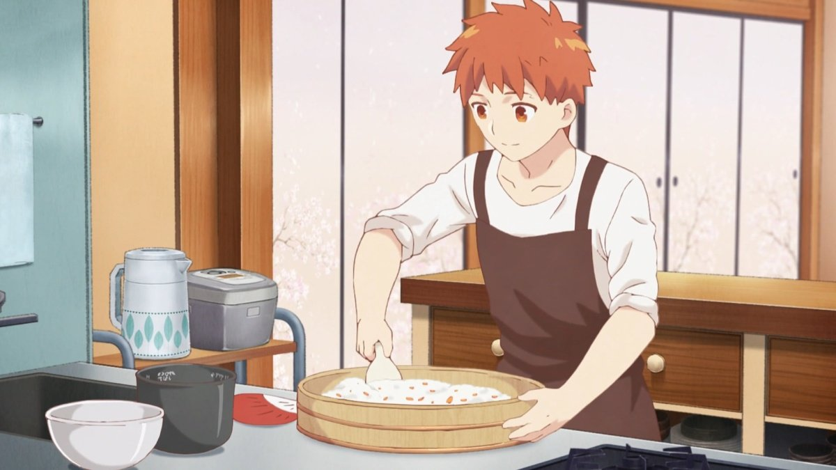 Image result for Today's Menu for the Emiya Family
