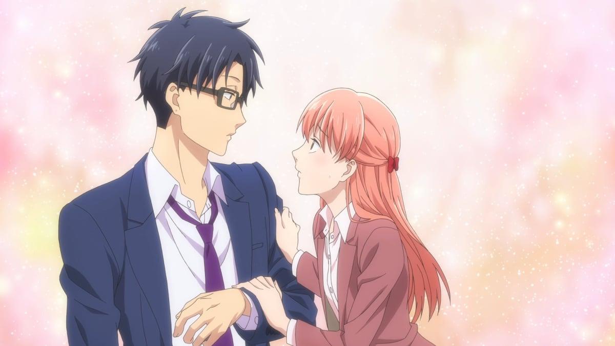 Wotakoi love is hard for otaku episode 1