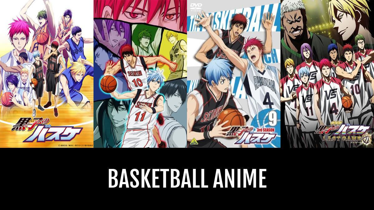 Best Basketball Anime Anime Planet