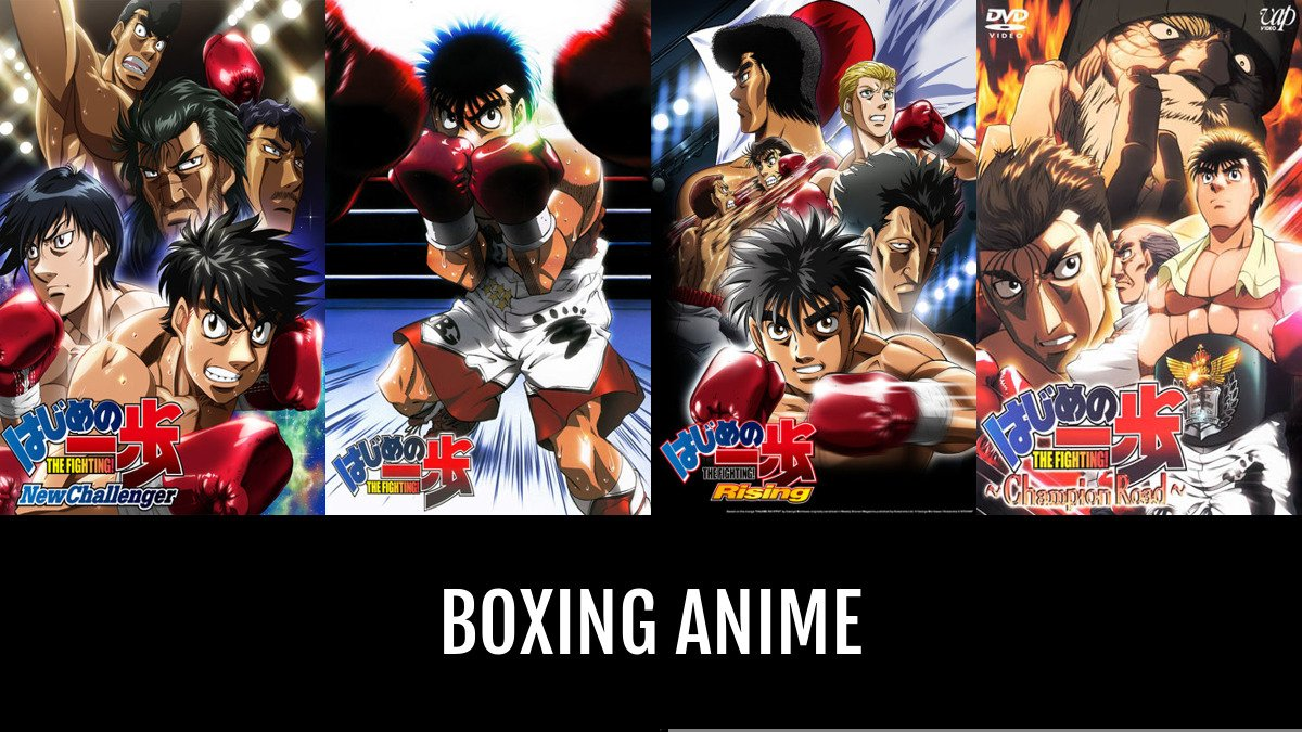 best boxing anime