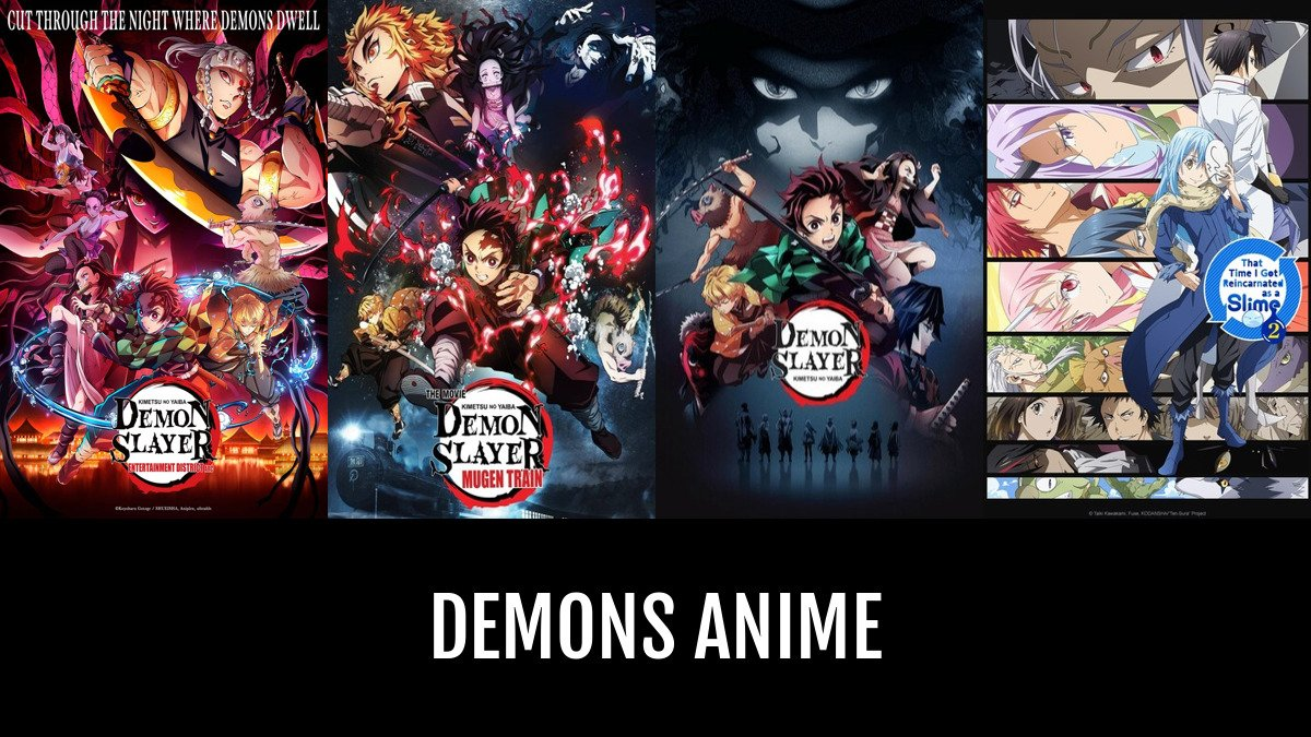 Anime Lewdness Porn best demons anime | anime-planet