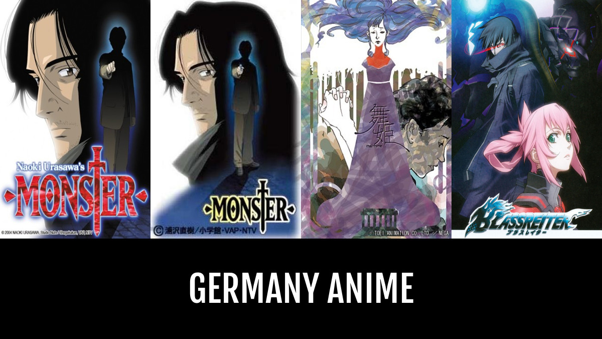 Anime germany 30 Country