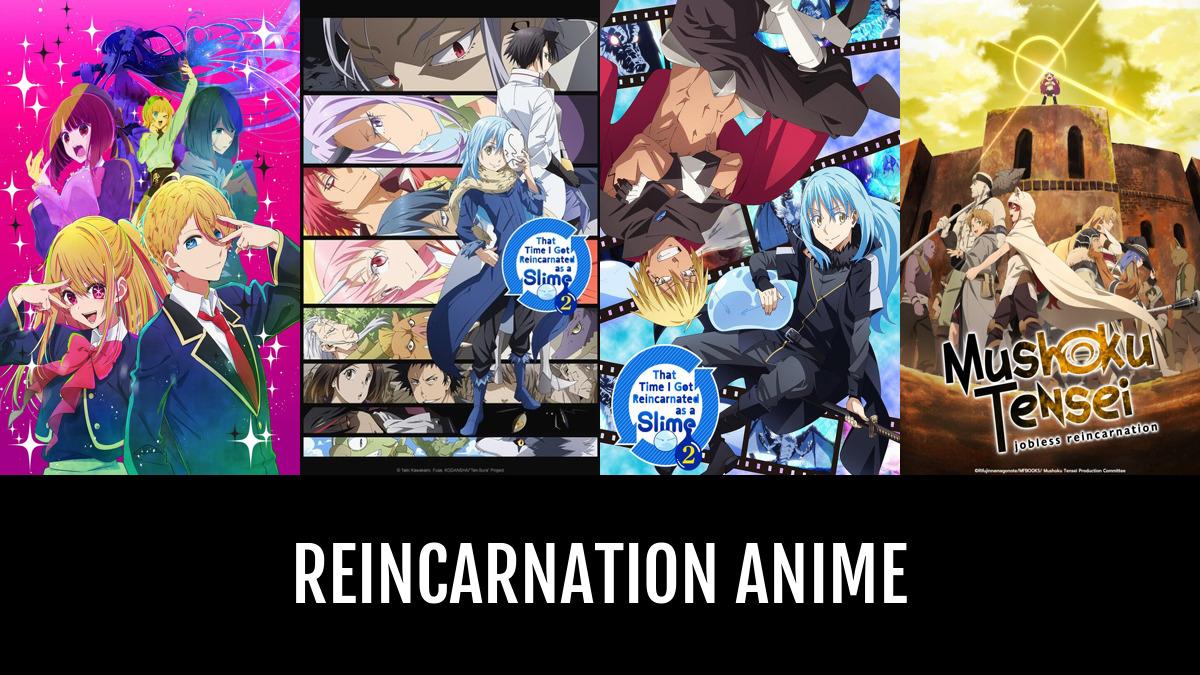 Best Reincarnation Anime | Anime-Planet