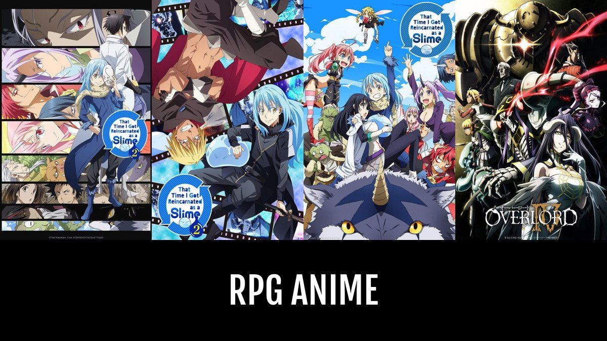 Best RPG Anime