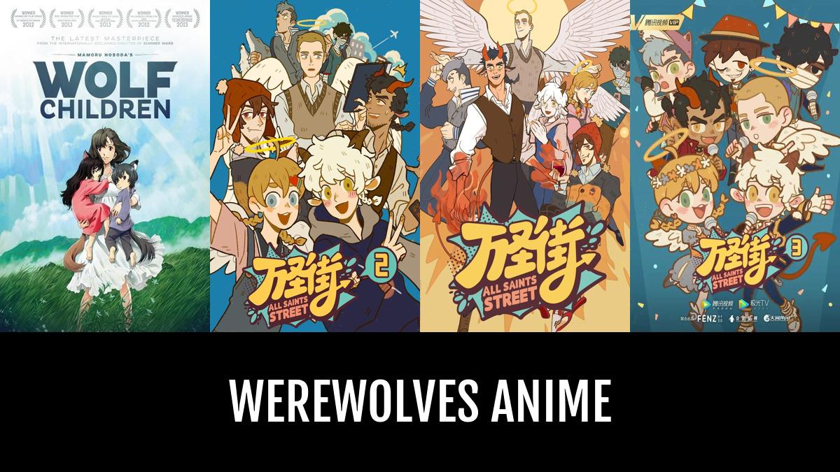 best werewolves anime
