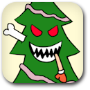 Evil Christmas Tree image