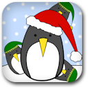 Holiday Penguins Badge Image