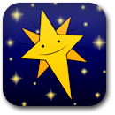 Holiday Star Badge Image