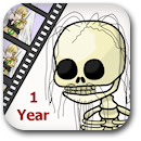 Life on Anime: 1 Year Badge Image